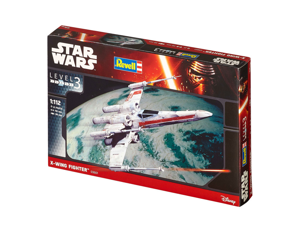 R03601 – X-WING FIGHTER