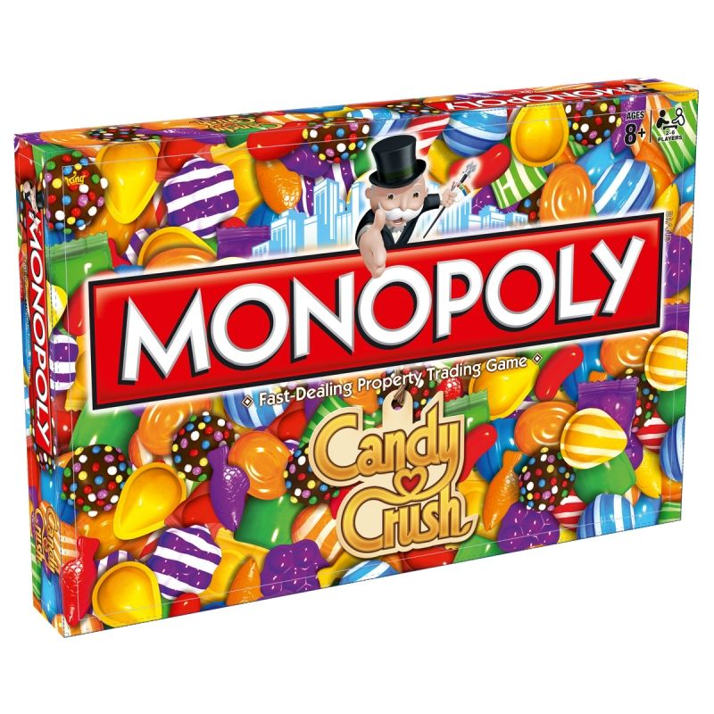 WM28417 Монополи – Candy Crush